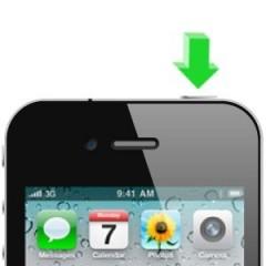 Phone 4S Power Button Repair